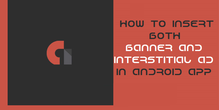 banner and interstitial ads