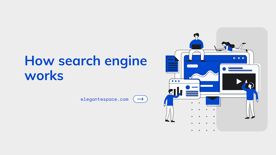 How search engine works