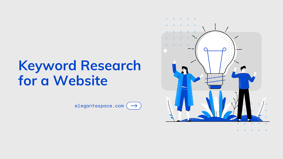 Keyword Research for a Website