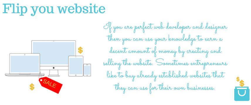 flip your website