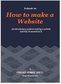 how to make a website elegant espace